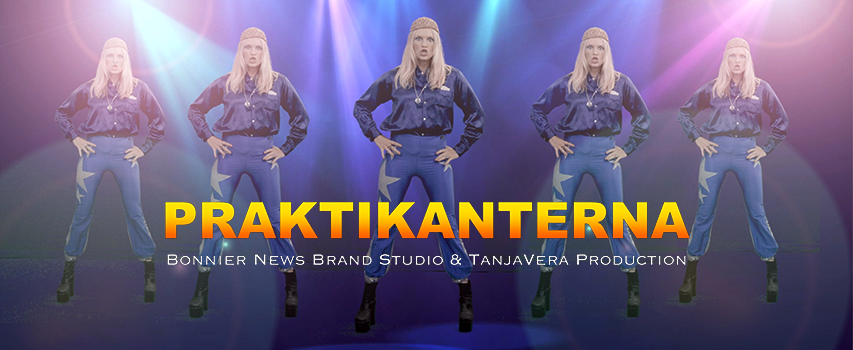 Praktikanterna Intro/Title Sequence